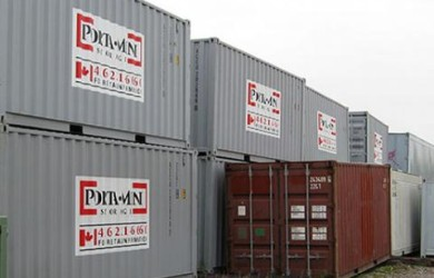 Shipping Container Rental